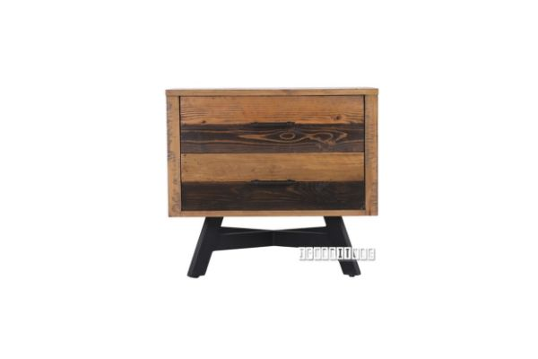 Picture of BARBADOS Reclaimed Timber Bedside Table