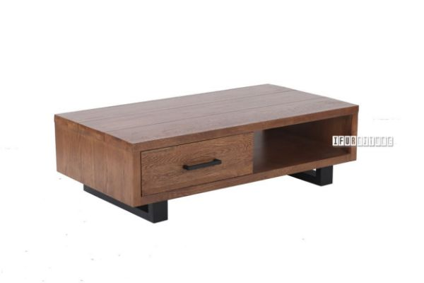 Picture of AURELIUS 1 Drawer Oak Coffee Table
