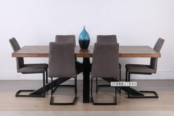 Picture of AURELIUS 7PC/9PC Dining Table *Solid Oak