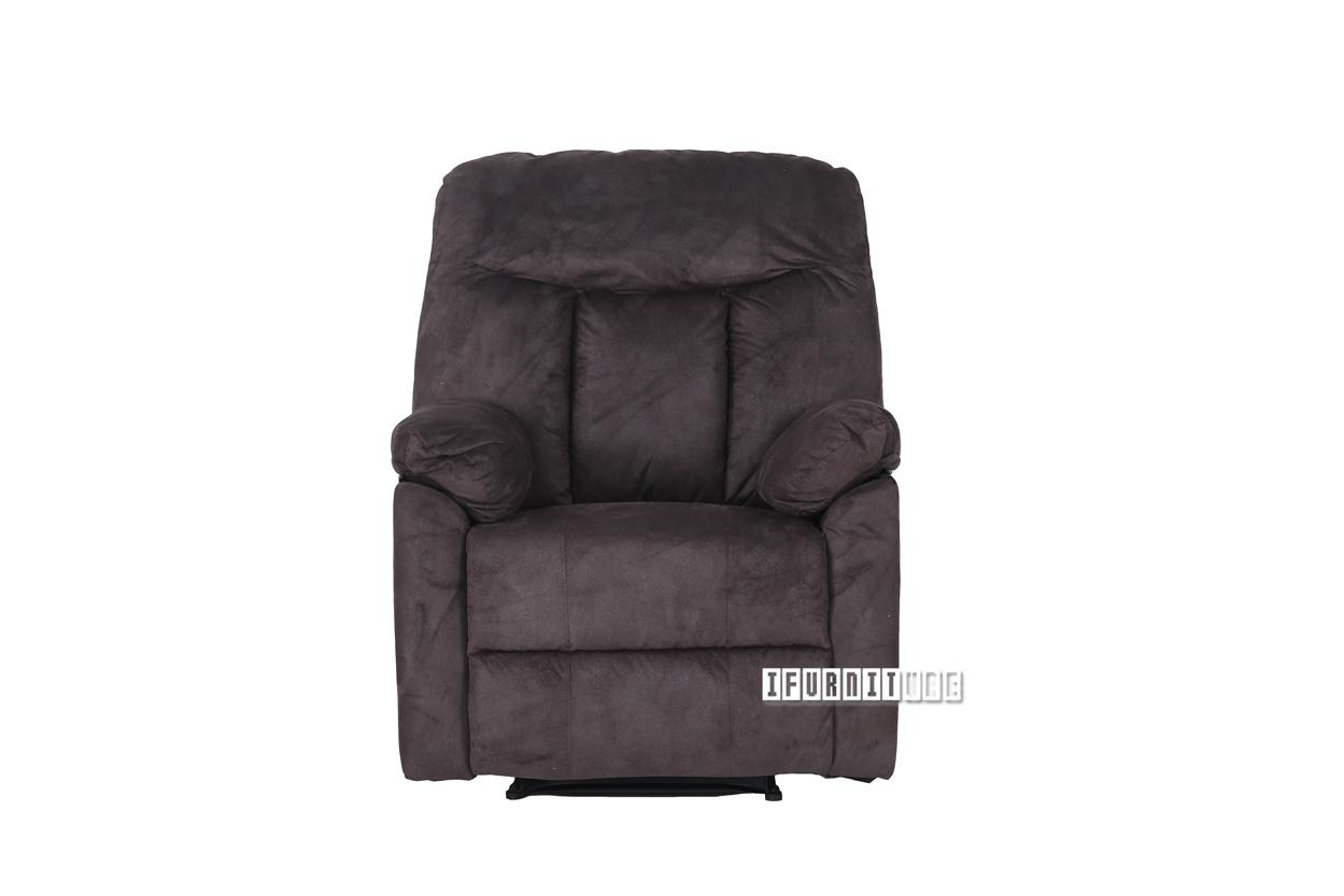 Niseko Single Recliner Chair Dark Grey
