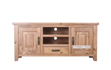 Picture of FRANCO Small 146 Entertainment Unit *Solid NZ Pine