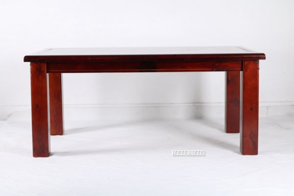 Picture of JAMAICA 1.8m  Rustic Dining Table *Solid Pine