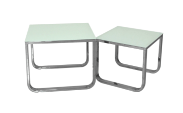 Picture of FAIRFORD set of 2 Nesting Tables