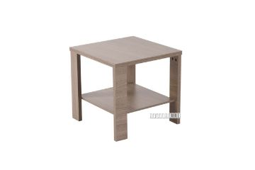Picture of CANCUN SIDE TABLE *GREY OAK