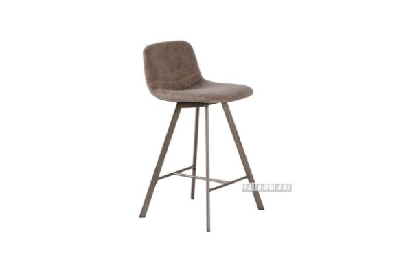 Picture of PLAZA Bar Chair* Brown