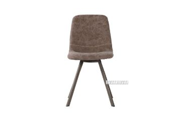 Picture of PLAZA Horizontal Dining Chair* Brown