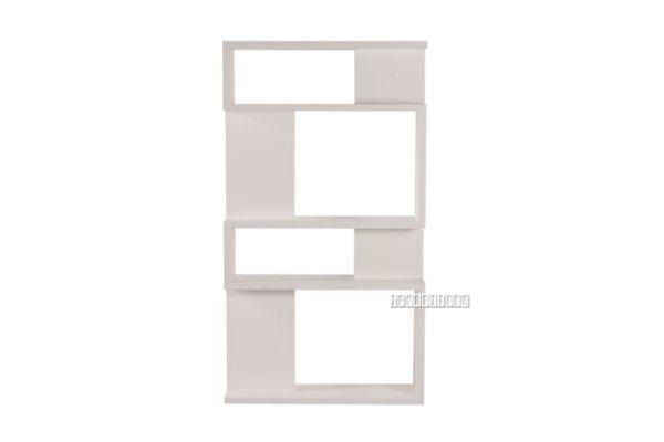 room dividers auckland nz wooden longitude bookshelf room divider matt white