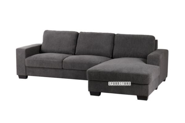 Picture of MODA L Shape Corner Sofa - DARK