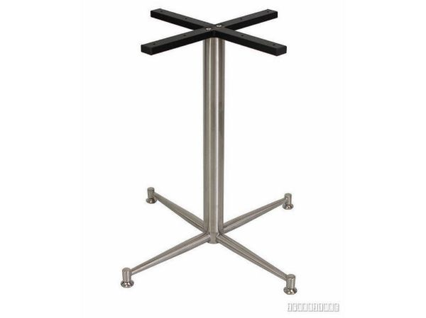 Picture of TIDA 76 Cross Stainless Steel Table Base