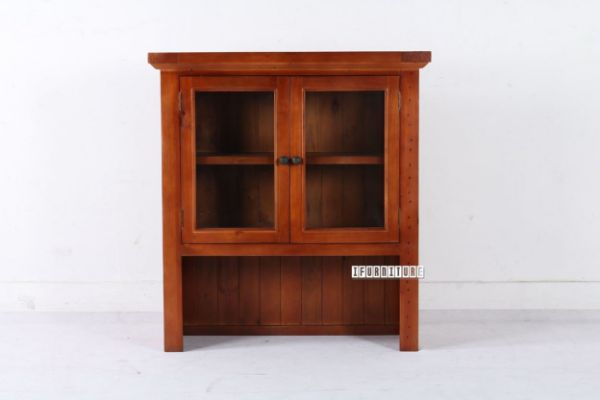 Picture of WEXFORD  Hutch in Warm Honey *Distressed Pine