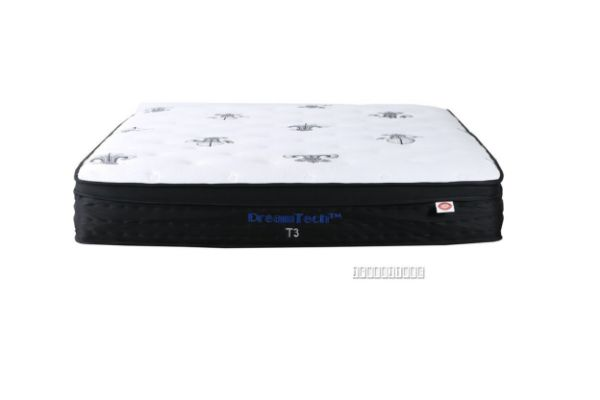 Picture of T3 Mattress in Queen Size *Roll Packed