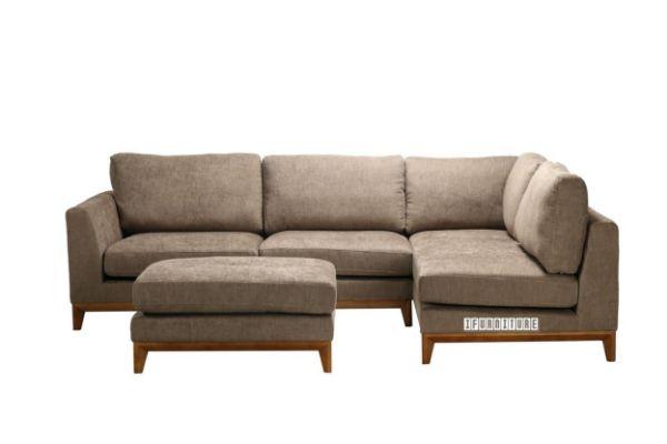 Picture of BERG Corner Sofa Range in Light Brown
