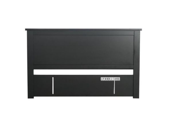 Picture of Aurora Queen Size Headboard *Black