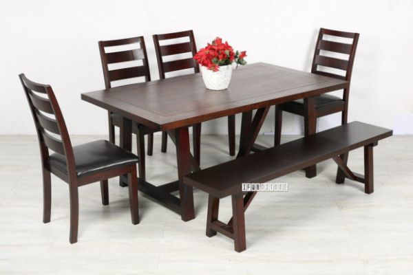 Picture of EILBY Dining Set *1.8/2.2m
