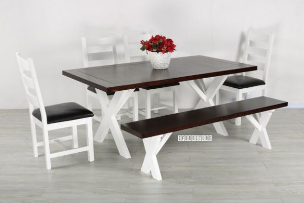 Picture of CANTERBURY Dining Set *1.8/2.2m