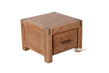 Picture of Bourke 1Drawer Acacia Lamp Table