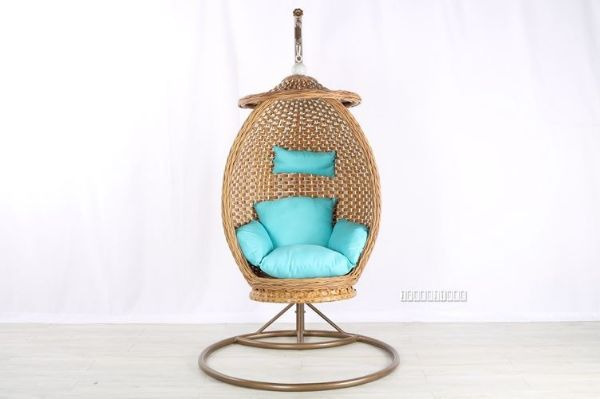 Picture of BATIK Rattan Hanging Egg Chair