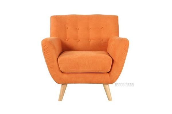 Picture of Cork Lounge Chair *Orange