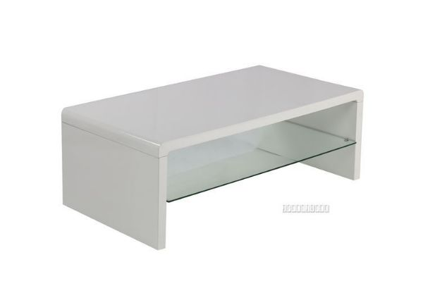 Picture of Michelle  coffee table *Gloss White