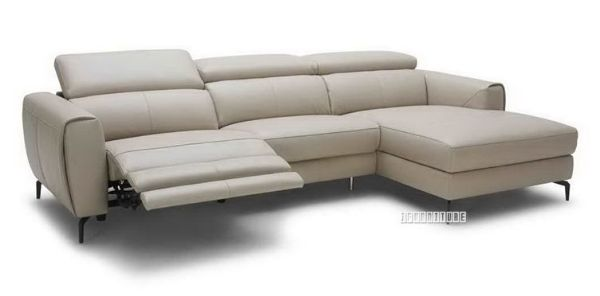 Picture of Crofton L Shape Electrical Sofa * 100% Genuine Leather
