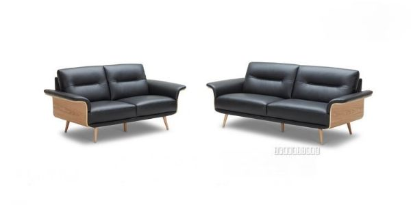 Picture of Stanley 3+2.5 Sofa *100% Genuine Leather Sofa