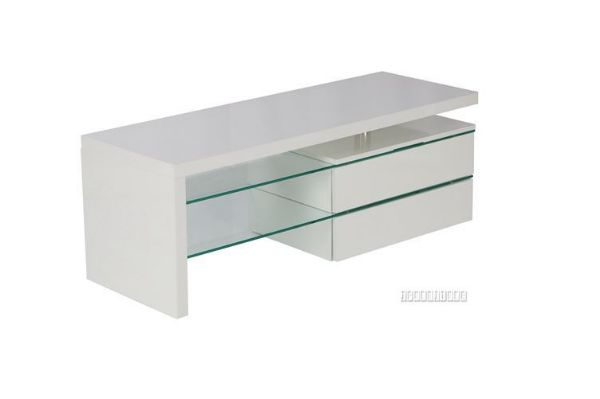 Picture of Weiss Tv Unit *Gloss White