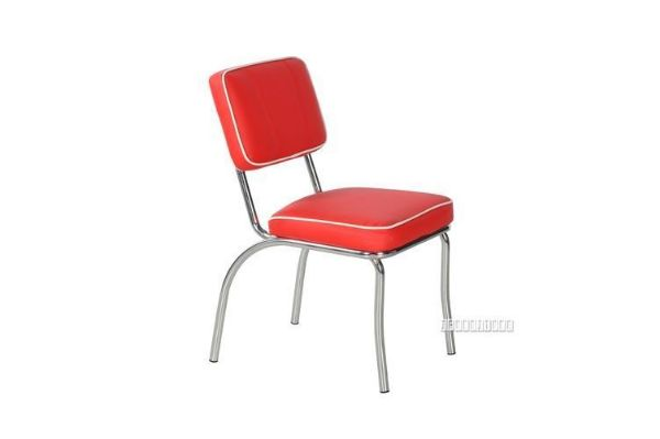 Picture of BARNES Dining Chair *Red