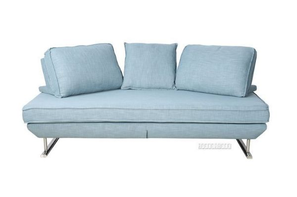 Picture of SANDON Sofa/ Sofa Bed Range *Baby Blue