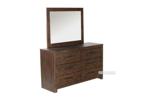 Picture of Ranch Reclaimed Pine Dressing Table