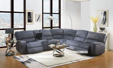 Picture of SAUL II POWER RECLINER SECTIONAL SOFA