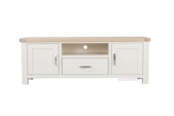 Picture of Sicily 161 Tv unit * Solid Wood - Ash Top