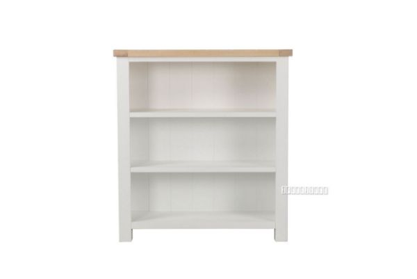 Picture of Sicily 110 Small Book Shelf * Solid Wood - Ash Top