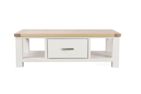 Picture of Sicily 1 Drw Coffee Table *Solid Wood - Ash Top