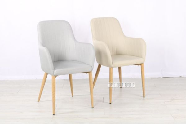 Picture of Harlow Dining Chair With Arms