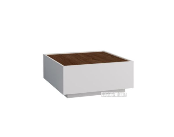 Picture of Thera Coffee table* Solid Lacquer with real walnut veneer