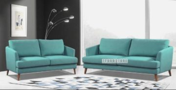 Picture of MARYPORT 3+2+1 Sofa Range *Teal