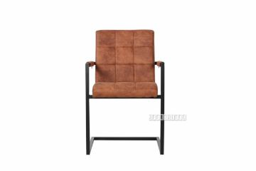 Picture of Tieke Dining chair with Arms* Brown