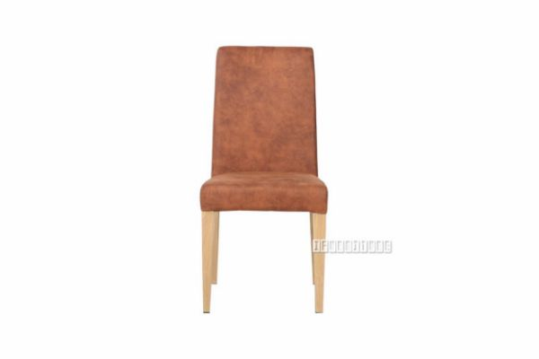 Picture of Weka Dining chair in Brown * Stackable, Suitable for Commercial
