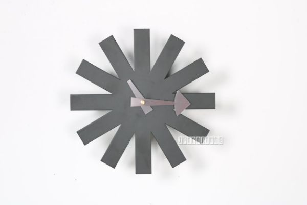 Picture of Time Wall Clock * Black