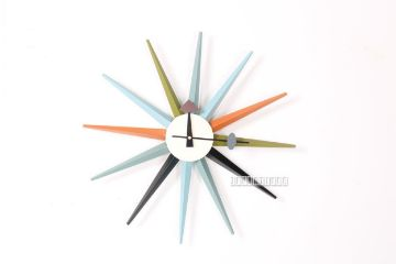 Picture of Infinity Wall Clock * Multi-colour