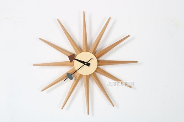 Picture of Infinity Wall Clock * Natural