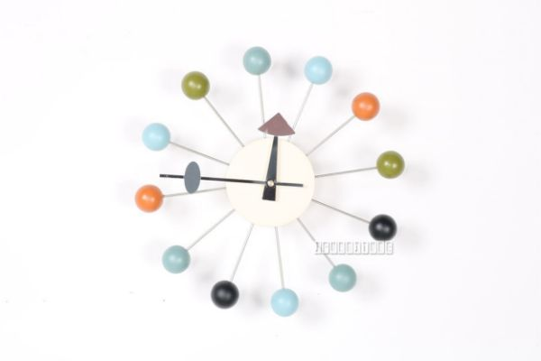 Picture of Howard Wall clock