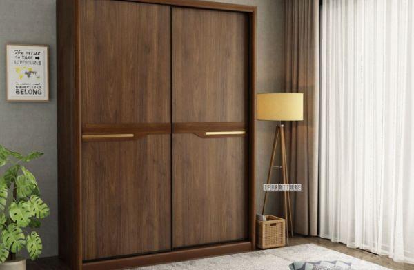 newest 21b1a 722b8 Berlin Big Sliding Door Wardrobe with internal storage system