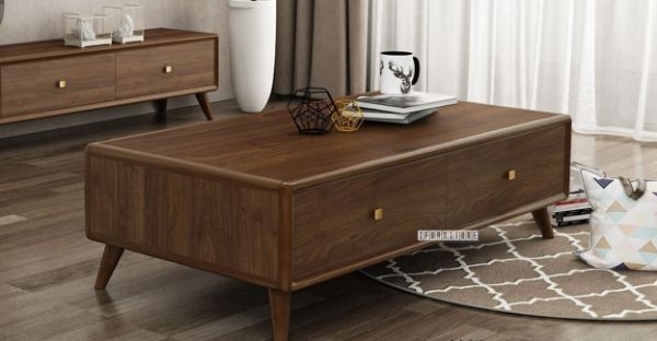 Picture of Berlin 2Drw Coffee Table