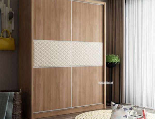 Picture of Sevilla Big Sliding Door Wardrobe with internal  storage system