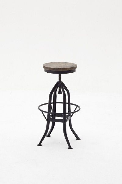 Picture of Finca Stool *Reclaimed Pine