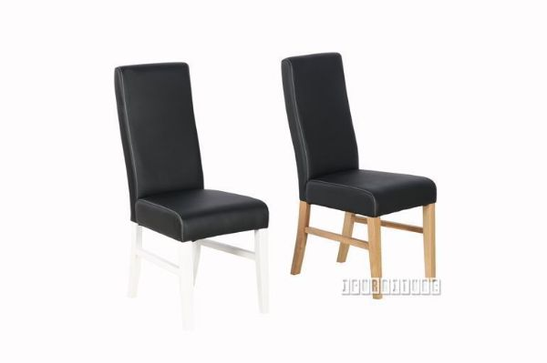 Picture of Antoni Dining Chair  *2 colour White/Natural