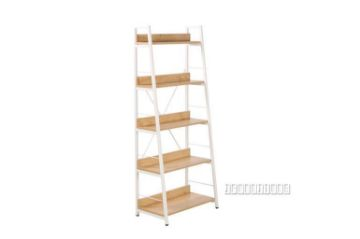 Picture of City 151 Angled BookShelf  *White