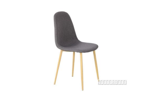 Picture of OSLO Dining Chair *Dark Grey