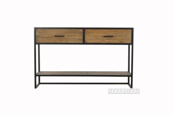 Picture of Baldwin Console table * Reclaimed Pine
